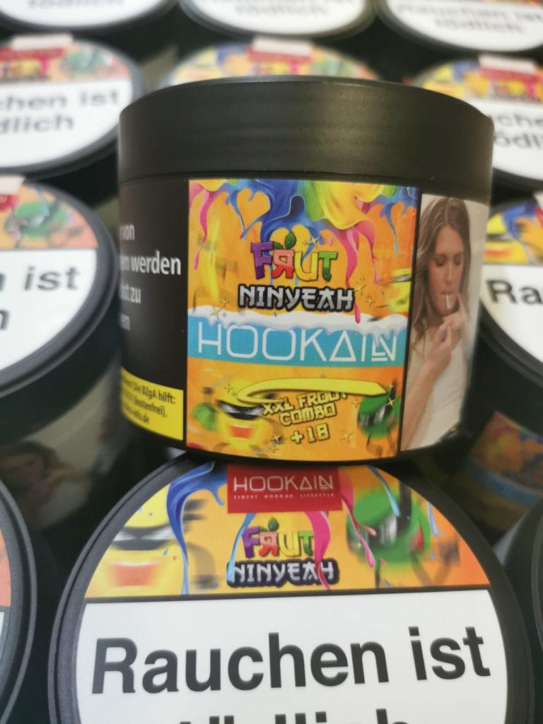 Hookain- Frut Ninyeah